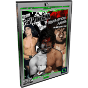 "Jimmy Jacobs DVD ""From Parts Unknown To Revolution Avenue: The Jimmy Jacobs Story"""