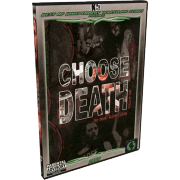 "Necro Butcher DVD ""Choose Death: The Necro Butcher Story Volume 1"""