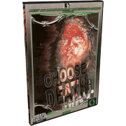 "Necro Butcher DVD ""Choose Death: The Necro Butcher Story Volume 2"""