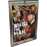 "Nick Gage DVD ""Who's The Man: The Nick Gage Story"""