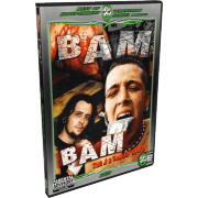 "JC Bailey DVD ""BAM!: The JC Bailey Story"""