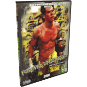"Nick Mondo DVD ""Forever Unscarred: The Nick Mondo Story"""