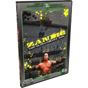 "Zandig DVD ""The Ultraviolent Icon: The Zandig Story"" Vol. 2"