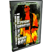"Drake Younger DVD ""From a Psycho Shooter to The Golden Boy: The Drake Younger Story"" Volume 2"