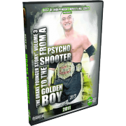 "Drake Younger DVD ""From a Psycho Shooter to The Golden Boy: The Drake Younger Story"" Volume 3"