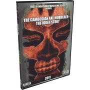 "Joker DVD ""The Cambodian Axe Murderer: The Joker Story"""