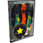 "Justice Pain DVD ""Ultraviolent All Star: The Justice Pain Story"""