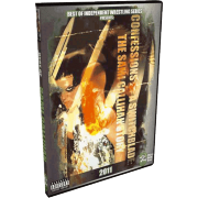 "Sami Callihan DVD ""Confessions of a Switchblade: The Sami Callihan Story"""