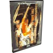 """Sami Callihan DVD """"Confessions of a Switchblade: The Sami Callihan Story"""""""