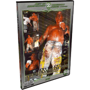 "Zandig DVD ""The Ultraviolent Icon: The Zandig Story"" Vol. 3"