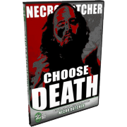 "Necro Butcher DVD ""Choose Death: The Necro Butcher Story- Volume 3"""