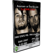 "OI4K DVD ""Anatomy Of The Killers, The OI4K Story"""