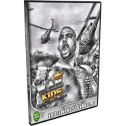 "Eddie Kingston DVD ""WAR KING, The Eddie Kingston Story Volume 2"""