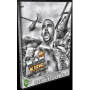"Eddie Kingston DVD ""WAR KING, The Eddie Kingston Story Volume 2"""
