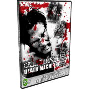 "Sami Callihan DVD ""Callihan DEATH Machine, The Sami Callihan Story Volume 2"""