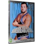 "Michael Elgin DVD ""Unbreakable, The Michael Elgin Story"""