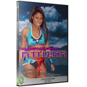 "Athena DVD ""The Wrestling Goddess: The Athena Story"""