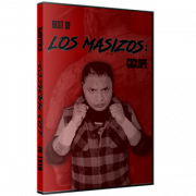 "Best Of Los Masizos DVD ""Ciclope"""