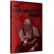 "Best Of Los Masizos DVD ""Miedo Extremo"""