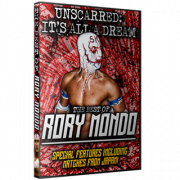 "Best Of Rory Mondo DVD  ""Unscarred: It's All A Dream..."""