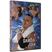 "Best Of Samoa Joe DVD  ""The Missing Matches"""
