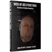 "Best Of DVD Spidar Boodrow ""Web Of Destruction"""