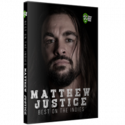 Best on the Indies DVD Matthew Justice