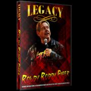 """""""Legacy: Rowdy Roddy Piper"""" DVD"""