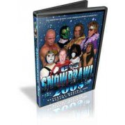 "C*4 Wrestling DVD March 8, 2008 ""Snowbrawl 2008"" - Ottawa, ON"