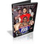 "C*4 Wrestling DVD May 31, 2008 ""Doubleshot Night Two"" - Ottawa, ON"