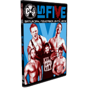 "C*4 Wrestling DVD November 24, 2012 ""FIVE"" - Montreal, QC"