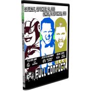 "C*4 Wrestling DVD September 29, 2012 ""Full Contact"" - Montreal, QC"