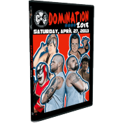"C*4 Wrestling DVD April 27, 2013 ""Domination 2013"" - Ottawa, ON"
