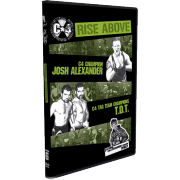 "C*4 Wrestling DVD January 13, 2013 ""Rise Above"" - Ottawa, ON"