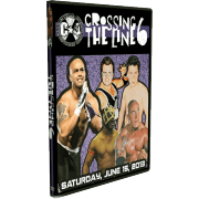 """C*4 Wrestling DVD June 15, 2013 """"Crossing the Line 6""""- Ottawa ON"""