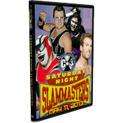 "C*4 Wrestling DVD May 11, 2013 ""Saturday Night Slammasters"" - Ottawa, ON"