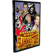 """C*4 Wrestling DVD May 11, 2013 """"Saturday Night Slammasters"""" - Ottawa, ON"""