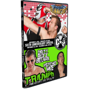 "C*4 Wrestling DVD November 9 & 23, 2013 ""Saturday Night Slammasters Vol. 2 & Triumph 2013"" - Ottawa, ON"
