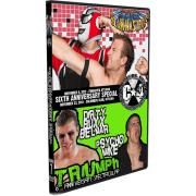 "C*4 Wrestling DVD November 9 & 23, 2013 ""Saturday Night Slammasters Vol. 2 & Triumph 2013"" - Ottawa, ON"