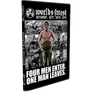 "C*4 Wrestling DVD September 28, 2013 ""World's Finest"" - Ottawa, ON"