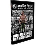 """C*4 Wrestling DVD September 28, 2013 """"World's Finest"""" - Ottawa, ON"""