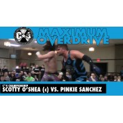 "C*4 Wrestling March 15, 2014 ""Maximum Overdrive"" - Ottawa, ON (Download)"