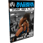 "C*4 Wrestling DVD March 15, 2014 ""Maximum Overdrive"" - Ottawa, ON"
