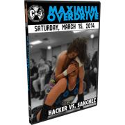 "C*4 Wrestling DVD March 15, 2014 ""Maximum Overdrive"" - Ottawa, ON"