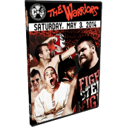 "C*4 Wrestling DVD May 3, 2014 ""The Warriors"" - Ottawa, ON"