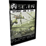 "C*4 Wrestling DVD June 21, 2014 ""Crossing the Line Se7en"" - Ottawa, ON"