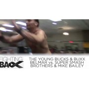 "C*4/ISW August 15, 2014 ""Fighting Back 4: Wrestling with Cancer"" - Ottawa, ON (Download)"