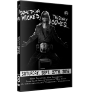 "C*4 Wrestling DVD September 27, 2014 ""Something Wicked This Way Comes"" - Ottawa, ON"