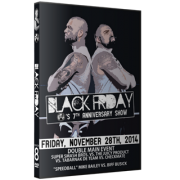 "C*4 Wrestling DVD November 28, 2014 ""Black Friday"" - Ottawa, ON"