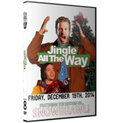 "C*4 Wrestling DVD December 19, 2014 ""Jingle All the Way"" - Ottawa, ON"